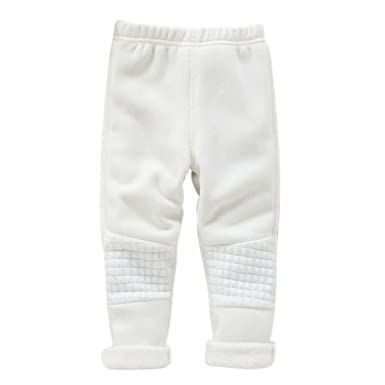 f8ceaa4e6 Amazon.com: Timall Baby Girl Autumn Winter Warm Skinny Thick Leggings  Casual Trousers Christmas Pants Jogger Snow Trousers Pants: Clothing