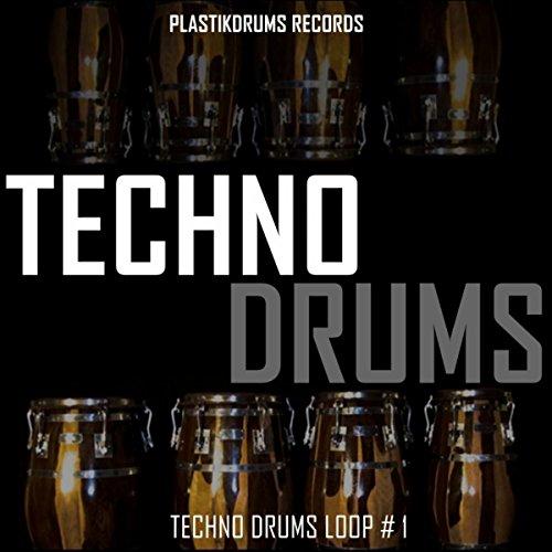 Techno Drums Loop 1 (Original Mix) (Drum Techno Loop)