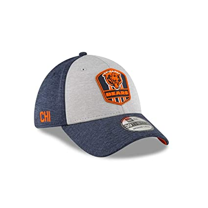 ... ebay new era chicago bears official sideline away 39thirty stretch fit  cap m l 4dcc0 7823d 9e4cbfaa1