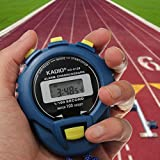 Bazaar Sports Odometer Electronic Digital Chronograph Time Stopwatch