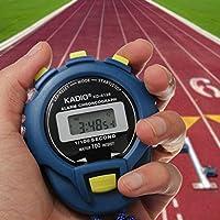 Bazaar Odómetro deportes tiempo cronógrafo cronómetro electrónico digital