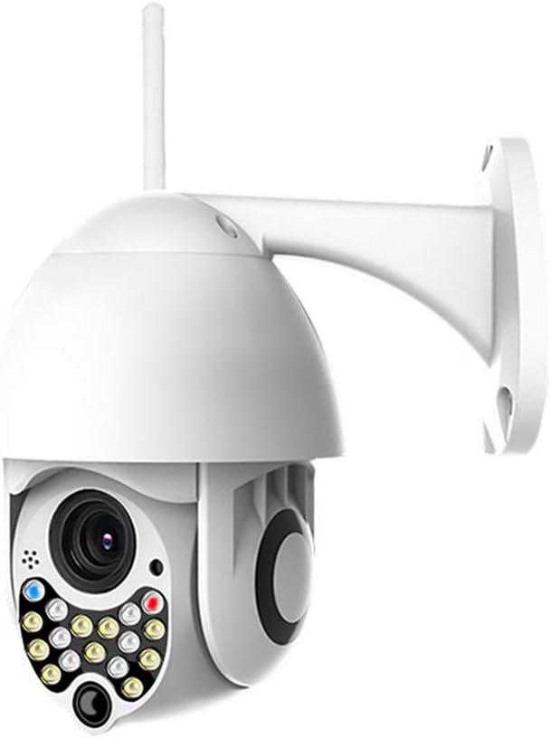 Wireless camera Security 360 Degree Spherical Monitor, Mobile Phone WiFi Remote HD Waterproof 4G Camera Network Probe, Outdoor Garage