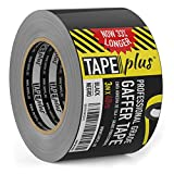 Gaffers Tape - 3 Inch by 40 Yards in Black - Get