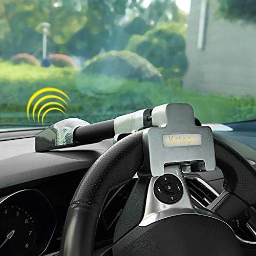 Lenkradschloss Alarm Sicherheit Lenkradkralle Für Auto Anti Diebstahl Verschluss Einziehbare Schutz T Lock Auto