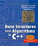 Data Structures and Algorithms in C++, Michael T. Goodrich and Roberto Tamassia, 0471429244