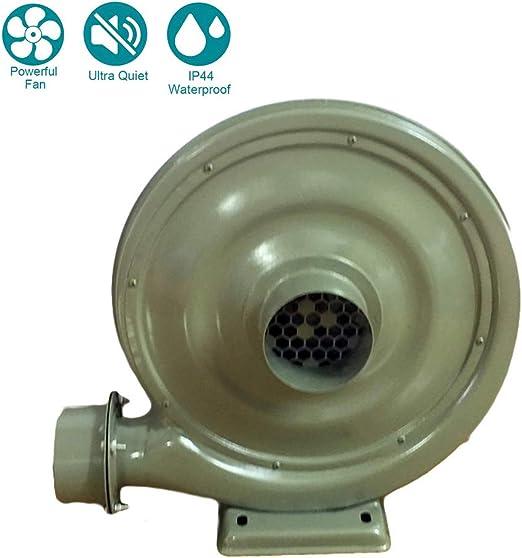 420m³/h Ventilador Industrial 250W Ventilación Extractor ...