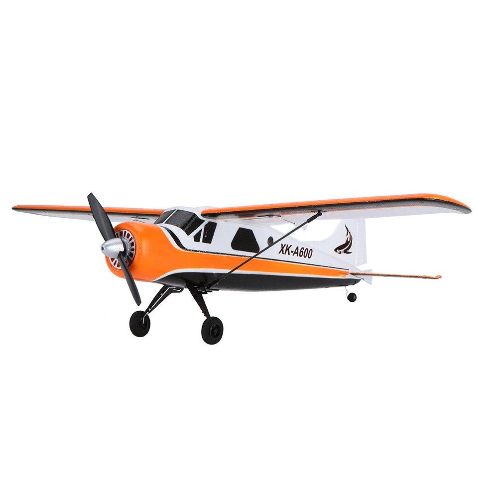 Avión RC 2.4G 5CH motor brushless