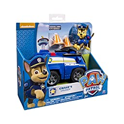 Paw Patrol - Chase\'s Cruiser (works with Paw Patroller)