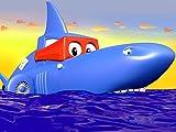The Shark Truck/The Jukebox Truck/The Windmaker Truck/The Hot Air Balloon Truck