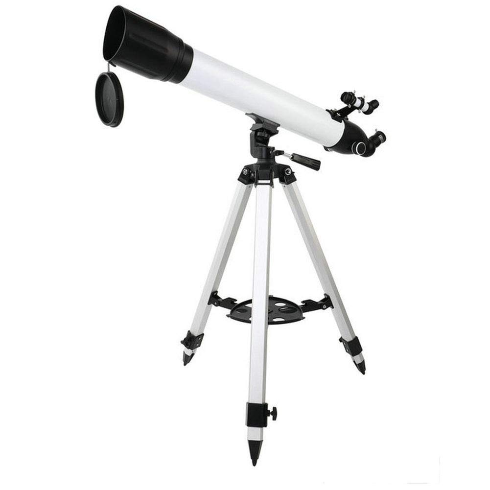 TJSCY HD Telescope, Star-Viewing Dual-Purpose Refraction Mirror, Suitable for Outdoor, Children, Beginners, Gifts by TJSCY