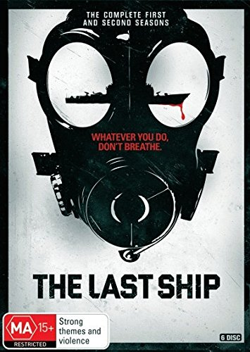 The Last Ship Seasons 1 & 2 | 6 Discs | NON-USA Format | PAL | Region 4 Import - Australia