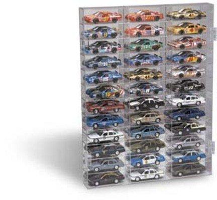 クリアウォーターDisplays d12 – 3643 12-shelf 36-slot 1 / 43-scale Displayケース