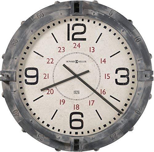 Howard Miller 625659 Seven SEAS Wall Clock, Special Reserve