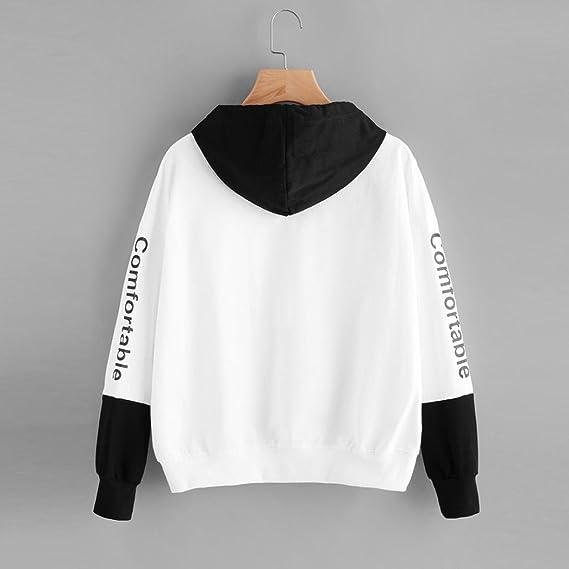 TWIFER 2017 Herbst Winter Damen Hoodie Druck Bequemes Sweatshirt Langarm  Pullover Bluse: Amazon.de: Bekleidung