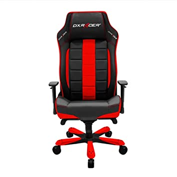 Amazon.com: DXRacer Classic Series DOH/CE120/NR Big and Tall Chair ...