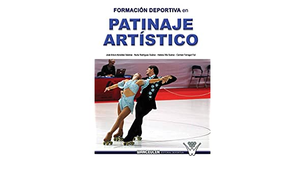 Amazon.com: Formacion deportiva en patinaje artistico (Spanish ...