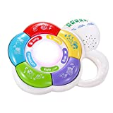 Baby's Music Portable Keyboard Toy Kid's Instrument Learning & Educational Kick Touch Toys