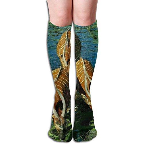 デモンストレーション爆発するストライクシカの移動 3D印刷デザイン 女性の男性 秋と春 フリースタイルのデザインソックス ファッションかわいい 弾性 薄型 靴下 高校生 ティーンエージャー フォーシーズンズ