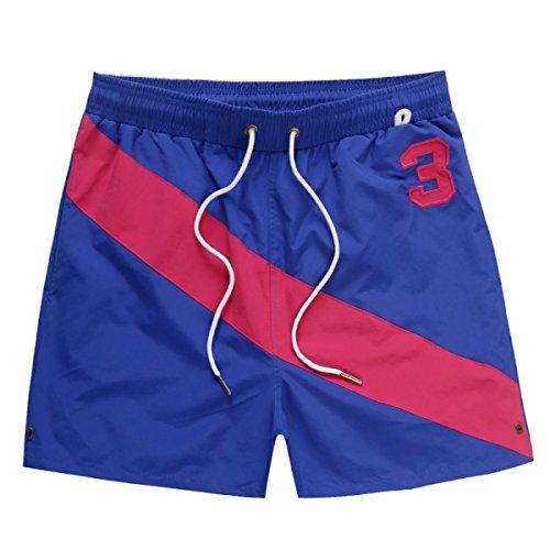 Hombre Haoyuxiang De Pantalones Para Deportivos Colorblue Cortos Ocio 77qrYd