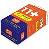 Foxton's 11 Plus Vocabulary Flash Cards (700 Flash Cards for the Eleven Plus Exam) 2018