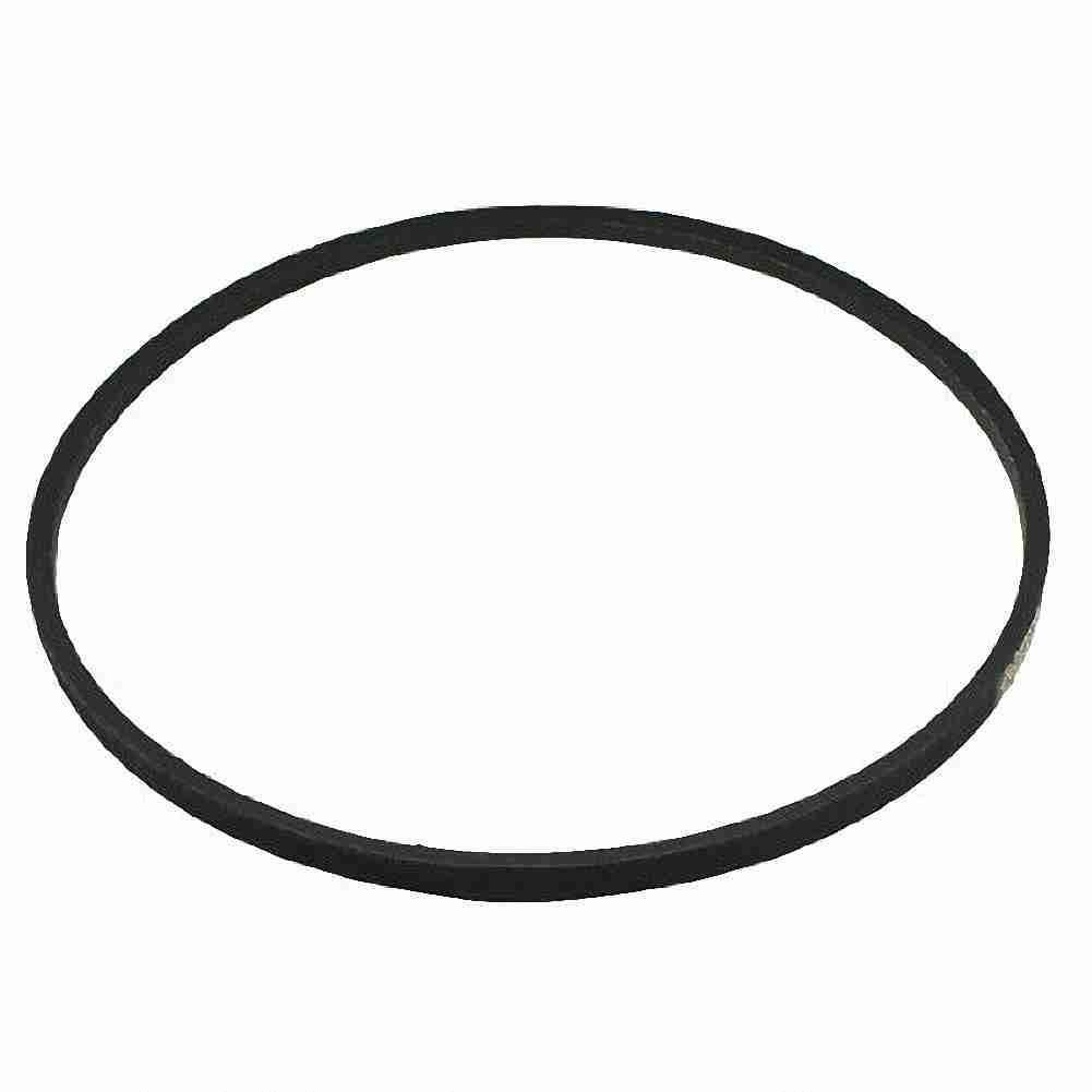 Move&Moving(TM) Machinery Drive Band Rubber A Type Vee V Belt Black 13mm x 1250mm