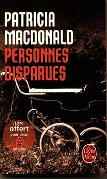 Personnes disparues par MacDonald
