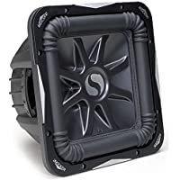 Kicker 08S8L74 Solo-Baric 8-Inch 200mm 4-Ohm DVC Subwoofer