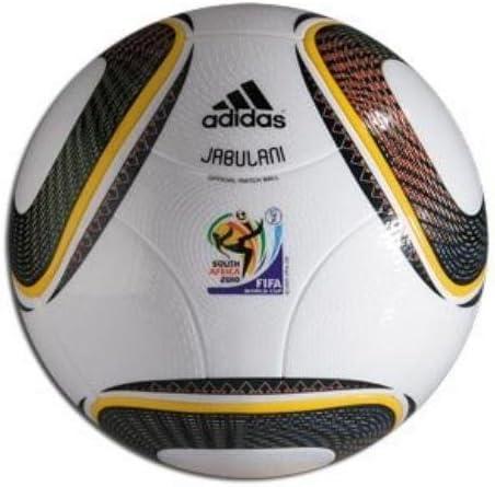 adidas 2010 du - Balón de fútbol de competición, Color Blanco ...