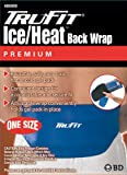 Tru-Fit Ice/Heat Back/Shoulder Wrap With Gel Pack Blue One Size Fits All