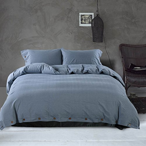 Blue Denim Comforter - 1