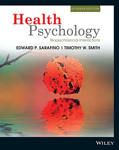 [(Health Psychology: Biopsychosocial Interactions)] [Author: Edward P. Sarafino] published on (May, 2011)