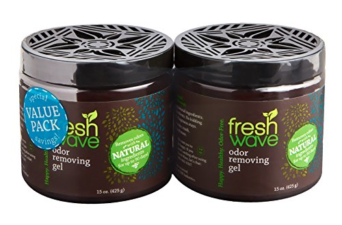 (Fresh Wave Odor Removing Gel, 15 oz. - Special Value 2-Pack)