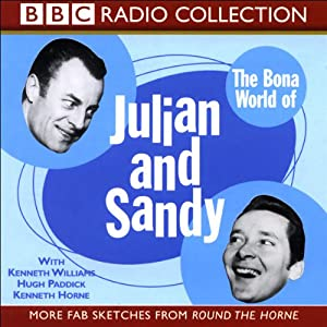 The Bona World of Julian and Sandy Radio/TV Program