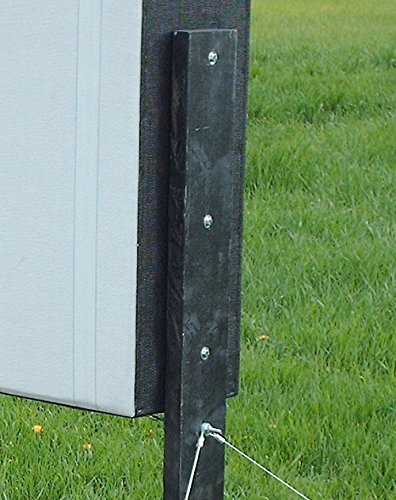 Bulldog RangeDog 36'' x36 ''x 12'' Flat Face Archery Target (w/Outdoor Legs)