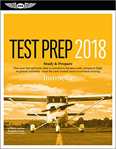 59a5b43c8fc Instructor Test Prep 2018  Study   Prepare  Pass your test and know what is  essential to become a safe