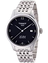 TISSOT watch Le Locle Automatic Gent COSC T0064081105700 Men's [regular imported goods]