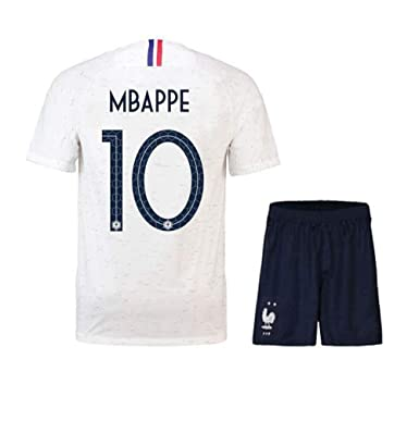 FRHLH Uniform Mbape 10 - Traje de fútbol, Niños, Color b, tamaño ...