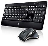 Logitech Performance Combo MX800 Wireless Keyboard/Mouse