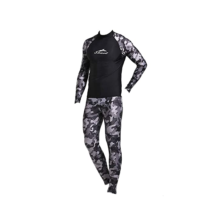 Amazon.com: Traje de buceo para hombre 0.118 in Spear ...