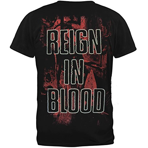 Scena Album Blood T shirt In Reign Slayer wIqFHH