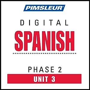 Spanish Phase 2, Unit 03 Audiobook