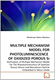 Multiple Mechanism Model for Photoluminescence of Oxidized Porous Si, Wondwosen Tilahun Metaferia, 3639244680