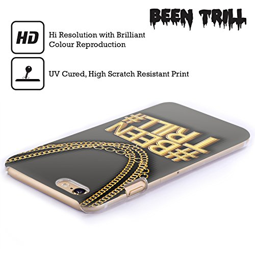 Official Been Trill Pendant Gold Bling Blings Hard Back Case for Apple iPhone 3G / 3GS