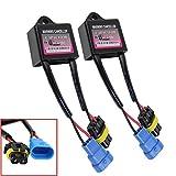 HID Kit Computer Warning Canceller Capacitor Anti Flicker Hid Ballast Error Code Eliminator-2 sets