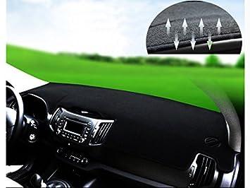Hireno auto Dashboard Cover Dash Mat Tappetino Tappetini antiscivolo moquette Tappeto per Tiguan 2017-19