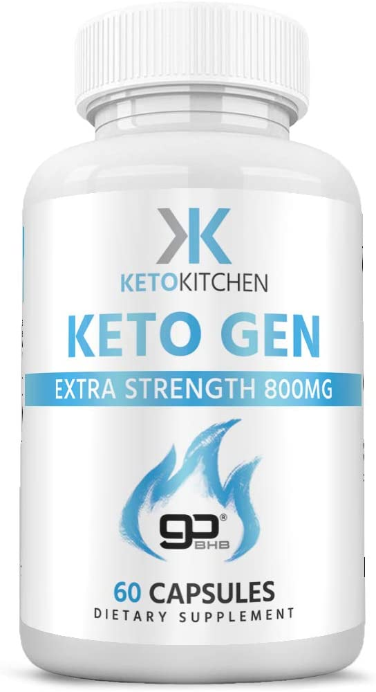 Keto Pills | Weight Loss Pills for Women | Appetite Suppressant | Non GMO Formula | 60 Caps