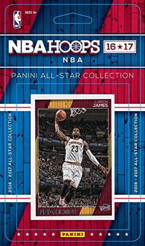 2d0e23189f77 2016-17 Panini 2016 2017 NBA Hoops All Star Edition Factory Sealed Set 10  Cards