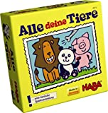 A game collection about animals;Maximum play fun in mini format, ideal when out and about;Intended for 2 to 4 players;Recommended for ages 3 to 6;Made in Germany