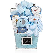 Wine Country Gift Baskets Oh Baby Blue, 3.5 Pound