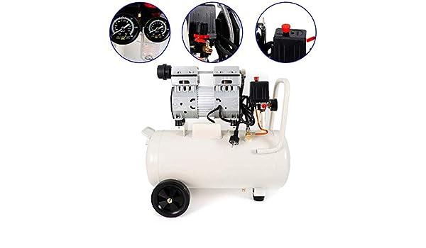 TYZXR Compresor Compresor de Aire Compresor de pistón Compresor de Aire 35 L 70 L/min: Amazon.es: Hogar